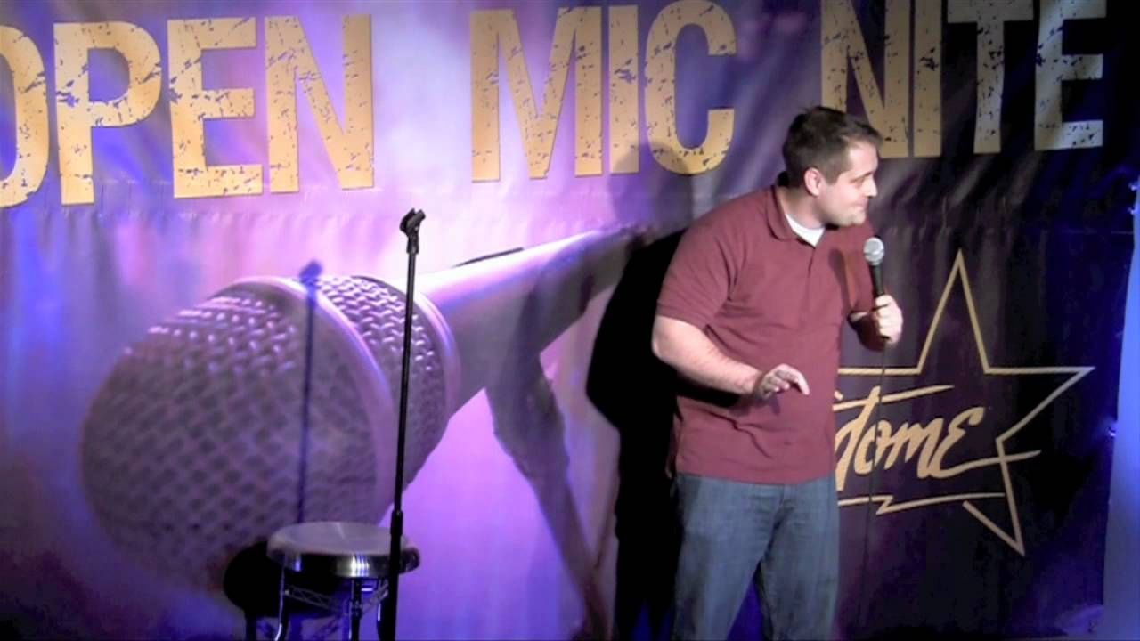 Download Open Mic Highlight Reel - Stardome Comedy Club