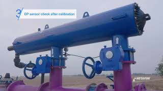 ScreenGuard™ Filter - Troubleshooting a filter flushing at a higher than normal frequency | Netafim