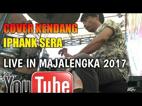 Cover Kendang _ Bidadari Kesleo ( sukirgenk ) ~ OM.SERA Live in Majalengka 2017