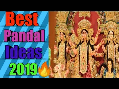 DURGA PUJA 2017 | Mela | Beautiful Pandals & Idols || Incredible India