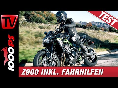 Kawasaki Z900 2020 Test - das ultimative Nakedbike!