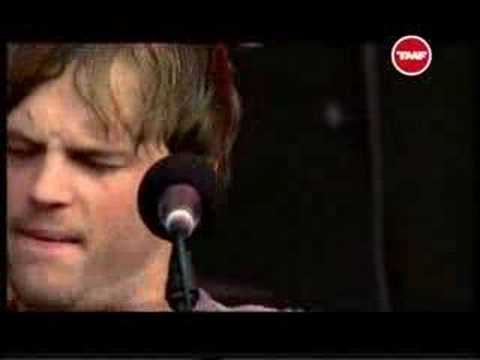 Kings of Leon - On Call (live Pukkelpop 2007)