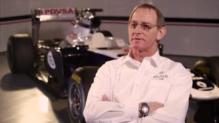 Dickie Stanford, Race Team Manager of the Williams F1 Team on preparing for the 2013 Season