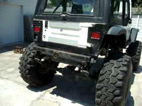 1989 monster jeep wrangler youtube 1993 jeep wrangler fuse box