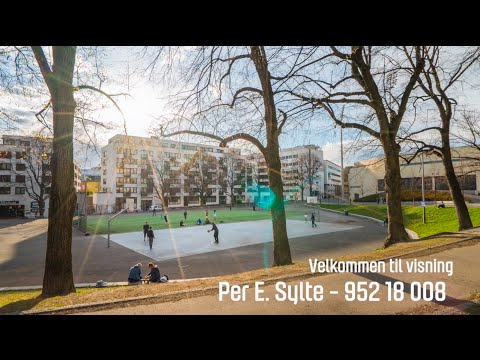 Bislett/St.Hanshaugen - Krumgata 10