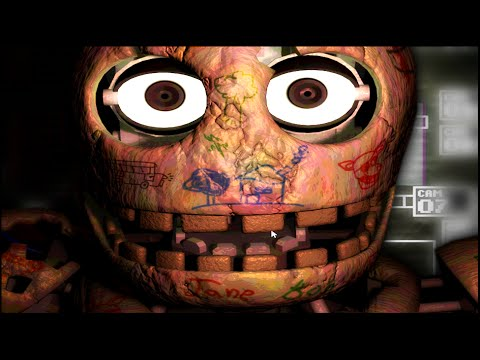 EXTREM CREEPY | Let's Play Five Nights at Candy's Nacht 3 & 4 [Deutsch] - Indie Horror