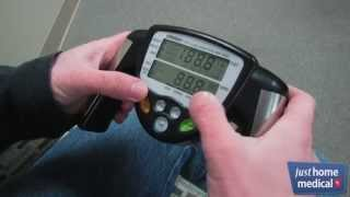 Just Home Medical: Omron Handheld Body Fat Analyzer