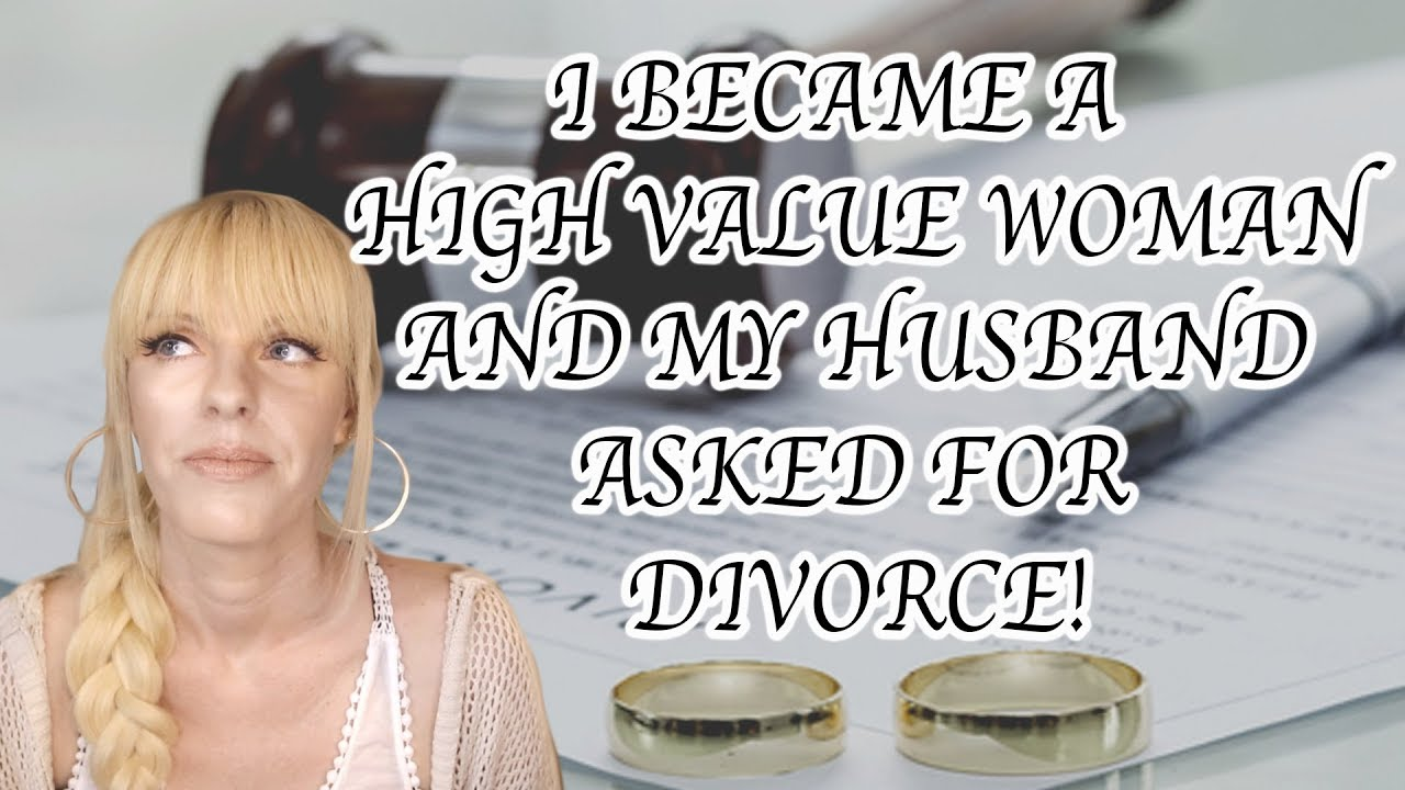 Became woman husband my a Living With