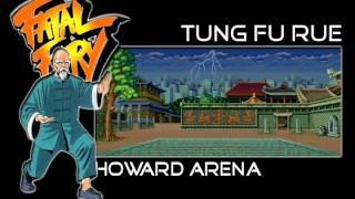 Tung Fu Rue Theme (Fatal Fury)