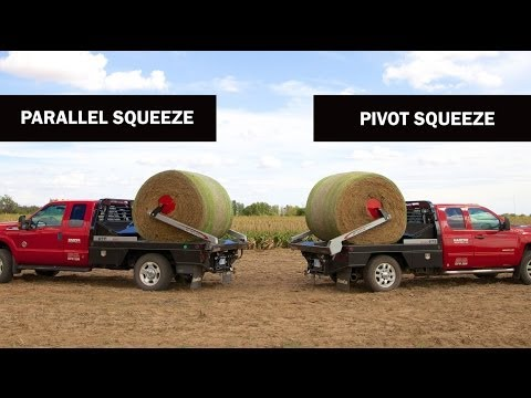 Deweze Balebed -- Parallel And Pivot Squeeze