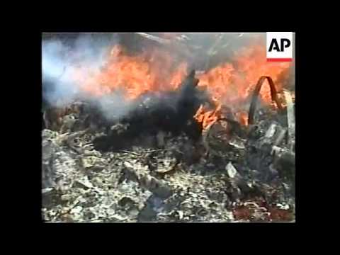 Helicopter crash kills Americans, Bulgarians, Filipinos