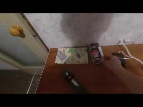 Анпакинг ножа из пятерочки
