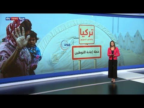 تركيا واللاجئون السوريون.. خطة إعادة التوطين  - 19:59-2019 / 11 / 14