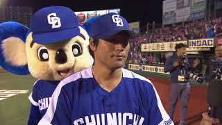 ドラゴンズ・平田選手のヒーローインタビュー動画。 2018/06/13 東北楽...