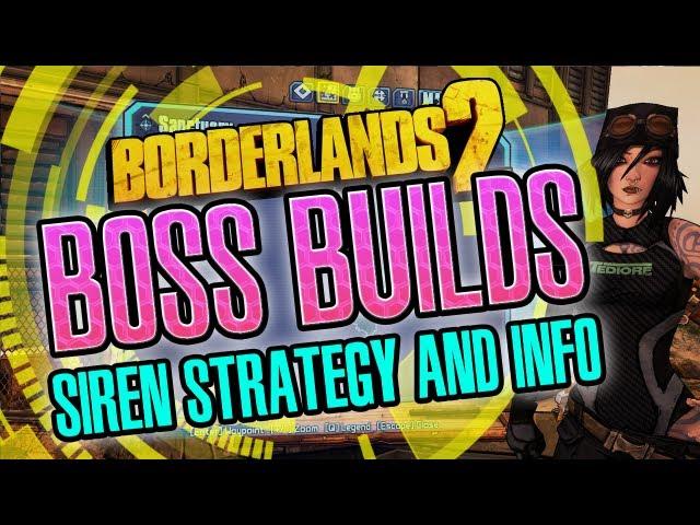 Borderlands 2 Siren builds and techniques