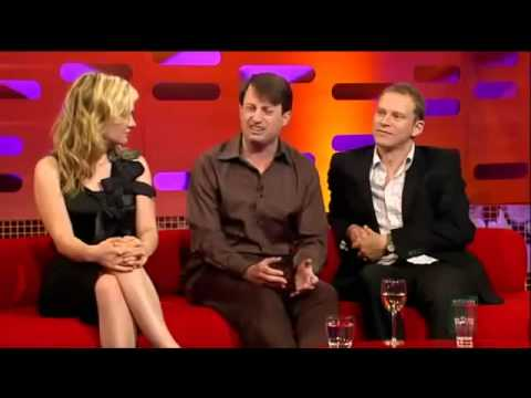 Anna Paquin, Mitchell & Webb in The Graham Norton Show - Part 2