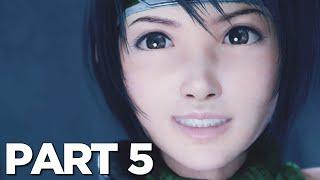 FINAL FANTASY 7 REMAKE INTERGRADE PS5 Walkthrough Gameplay Part 5 - SHINRA (PlayStation 5)