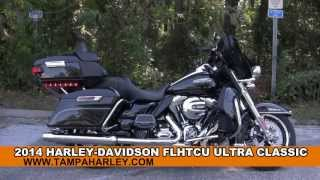 new 2014 harley davidson flhtcu ultra classic electra glide motorcycle for sale