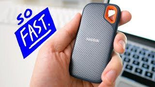 SanDisk Extreme Portable SSD | Review & speed tests | Best external SSD under $200?