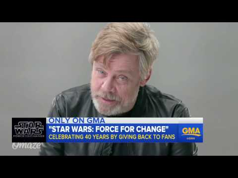 Star Wars Force for Change celebrates 40 years of 'Star Wars'