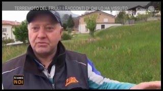 Siamo noi - Terremoto del Friuli del 1976 la storia della famiglia Forgiarini di Gemona