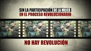 Rosas y Fusiles, mujeres de las FARC-EP