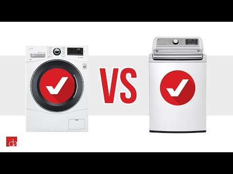 Top Load Washers Vs. Front Load Washers (8 Factors To Consider)