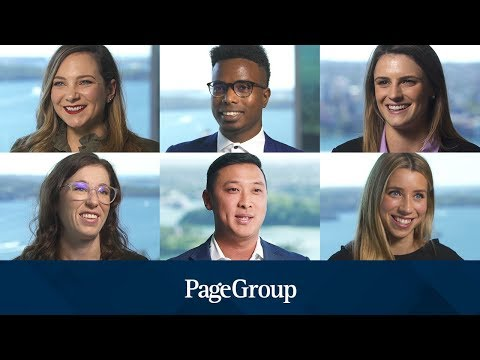 Working At PageGroup