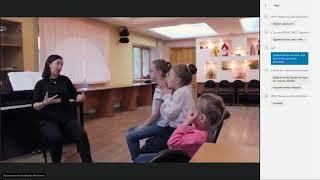 Областной вебинар  Методика воспитания  обучения и развития детей на фольклорной основе  для руковод