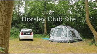 Horsley Camping and Caravanning Club