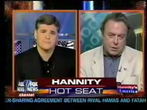 Sean Hannity vs Christopher Hitchens Debate Does God Exist