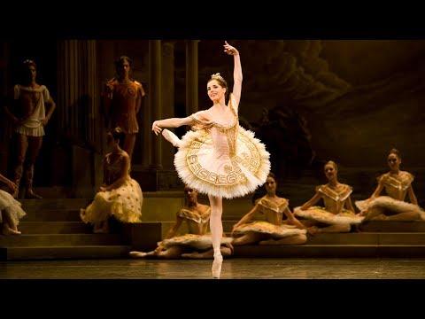 Sylvia –Act III solo (Darcey Bussell, The Royal Ballet)