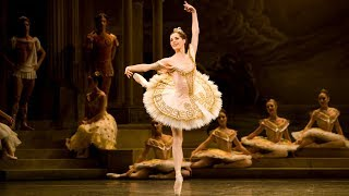 Sylvia - Act III solo (Darcey Bussell, The Royal Ballet)
