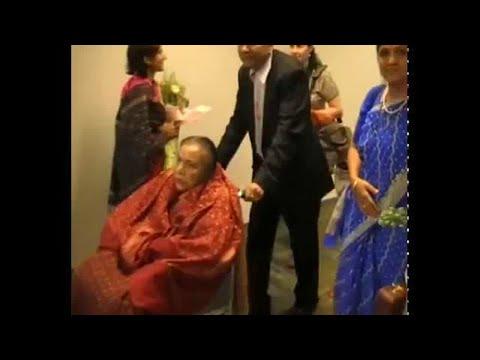 2007-1025 Shri Mataji Visit, Raffles Hotel, Singapore
