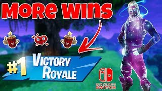 How To Get More Wins In Fortnite On Nintendo Switch! (More Solo Wins Tips & Tricks)