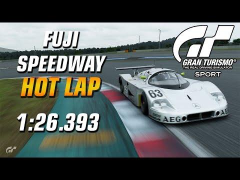 GT Sport Hot Lap // Daily Race C (14.09.20) Gr.1 // Fuji Speedway