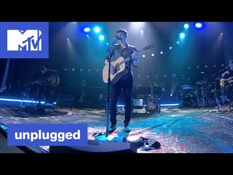Shawn Mendes 360° Performance of 'Bad Reputation' | MTV Unplugged