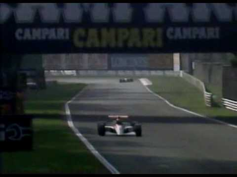 1990 F1 Grand Prix Monza Italy - Round 12 Full Race Part 4