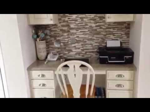 lowes kitchen remodel black rugs with lg viatera quartz and shenandoah cabinets youtube