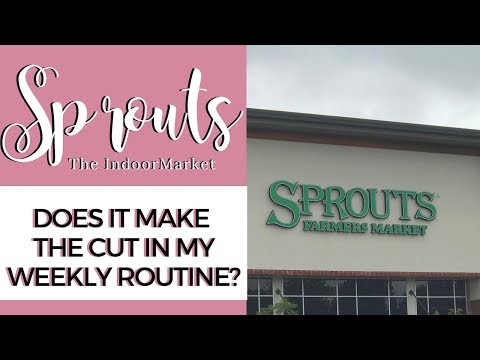 Sprouts - The Indoor Market