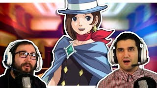 【 Apollo Justice: Ace Attorney 】 Blind Nintendo 3DS Playthrough - Case 2 Part 1