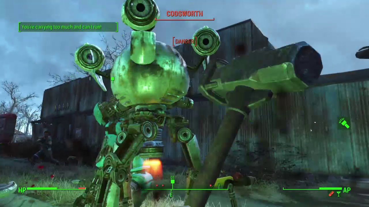 Fallout wiki travis