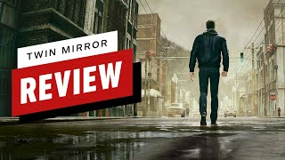 Twin Mirror Review (Video Game Video Review)