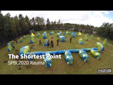 The Shortest Point - SPBL2020 Rauma