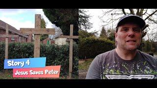 Bibletime Story 4 | Jesus Saves Peter | 5-11s