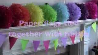 DIY Birthday Party Decorating