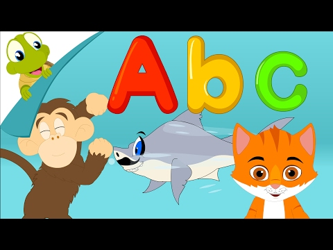 ABC Song  Alphabets Song  Learn Alphabets  Nursery Rhymes  Phonics Sound of Letters with Music
