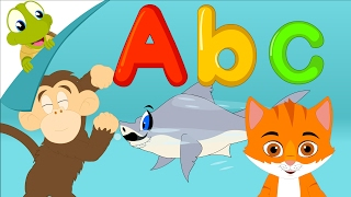 ABC Song | Alphabets Song | Learn Alphabets | Nursery Rhymes | Phonics Sound of Letters with Music