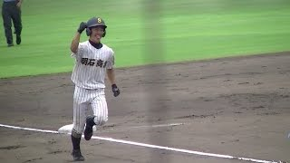 第97回全国高校野球選手権兵庫大会・準決勝vs神戸国際大附。