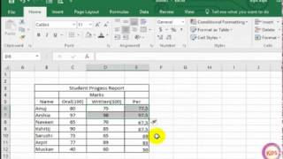 Basic Features of Microsoft Excel 2016